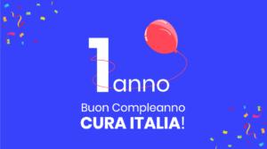 Un anno di Cura Italia